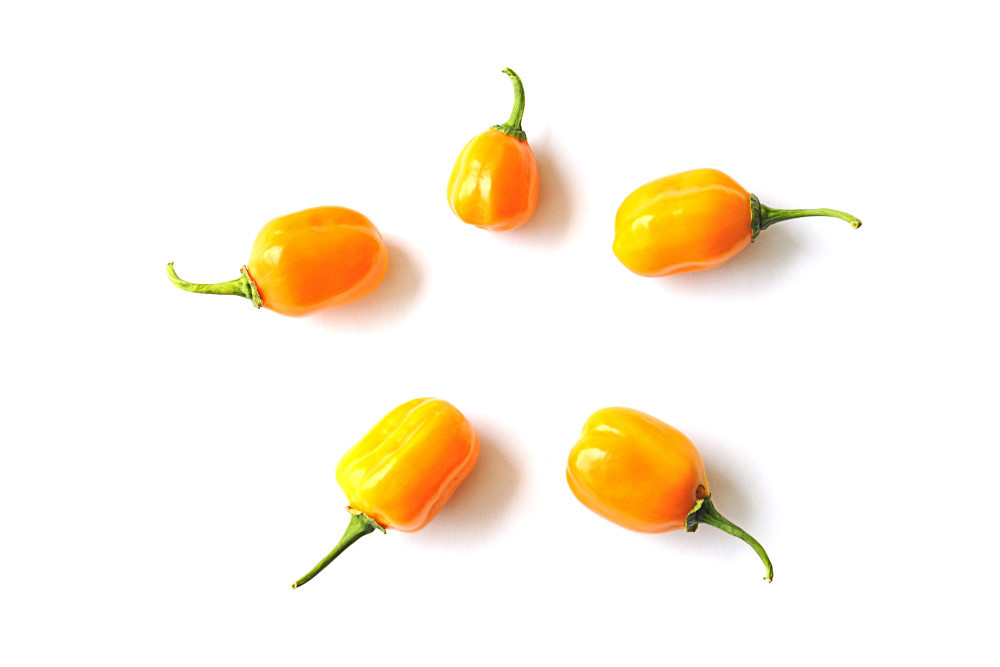 Habanero Orange Apple